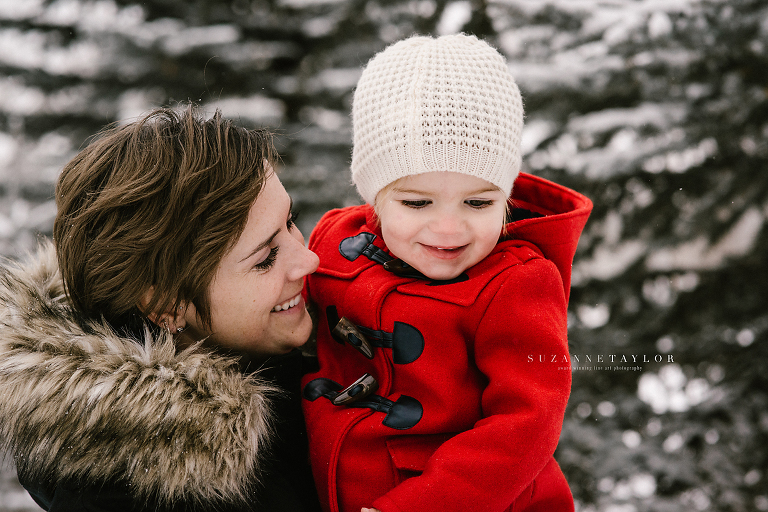 Calgary maternity session with same sex couple