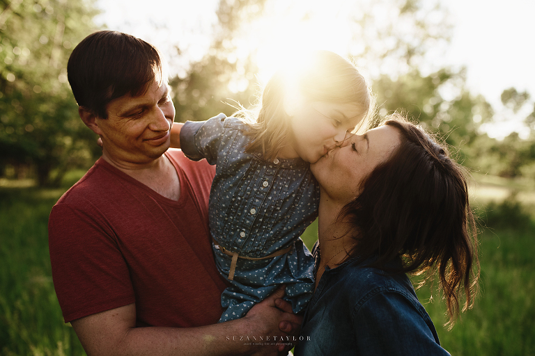 family photography in Red Deer captured near Gull Lake, Alberta